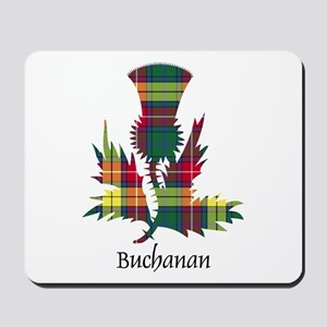 Thistle - Buchanan Mousepad