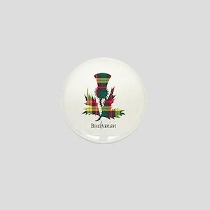 Thistle - Buchanan Mini Button
