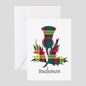 Thistle - Buchanan Greeting Card