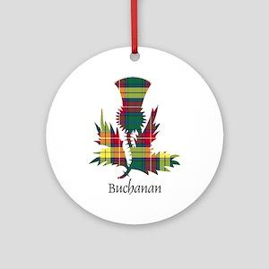 Thistle - Buchanan Ornament (Round)