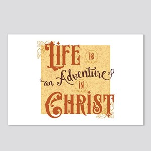 Adventure in Christ Postcards (Package of 8)