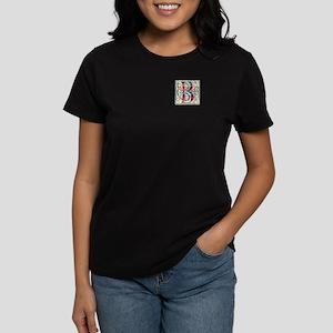 Monogram - Buchanan Women's Dark T-Shirt