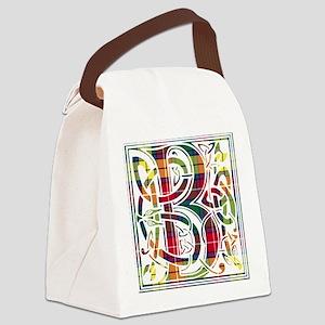 Monogram - Buchanan Canvas Lunch Bag