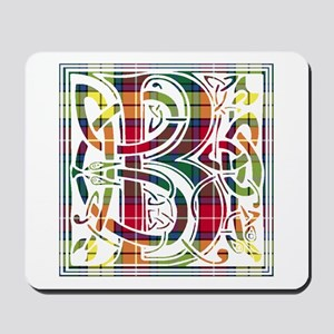Monogram - Buchanan Mousepad