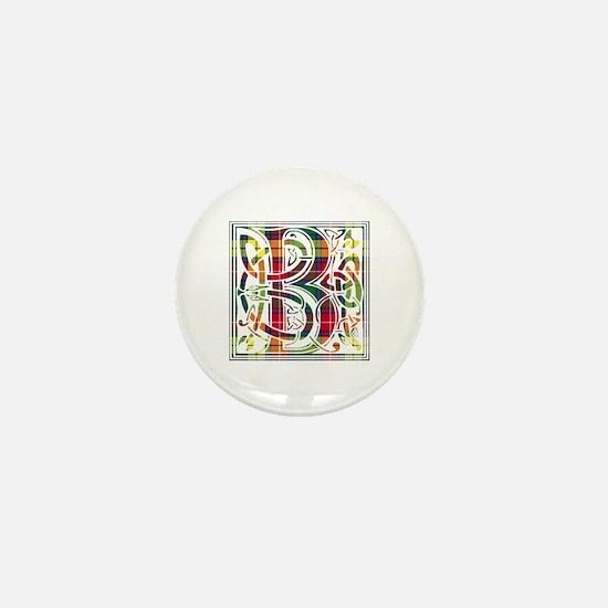 Monogram - Buchanan Mini Button