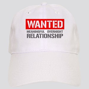 Wanted! Meaningful Overnight Relationship Cap