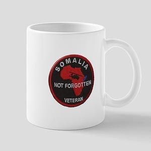 Somalia Veteran Mugs