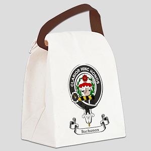 Badge - Buchanan Canvas Lunch Bag