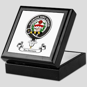 Badge - Buchanan Keepsake Box
