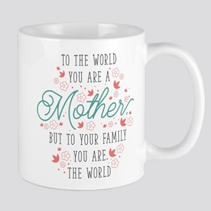 You Are The World Mug
