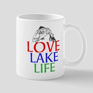 LOVE LAKE LIFE - FISH Mug