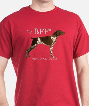 German Shorthaired Pointer BFF T-Shirt