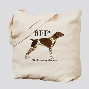 German Shorthaired Pointer BFF Tote Bag
