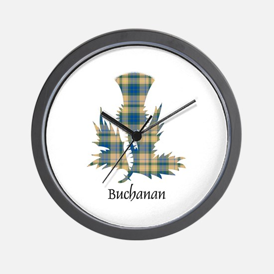 Thistle-Buchanan hunting Wall Clock