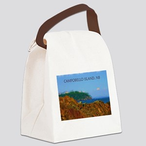 Campobello Island, NB, Canada Canvas Lunch Bag