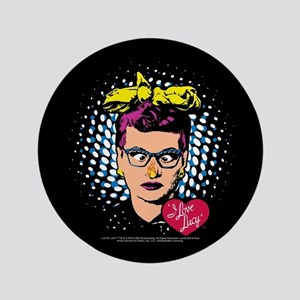 I Love Lucy: Nose on Fire Button