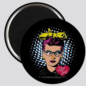 I Love Lucy: Nose on Fire Magnet