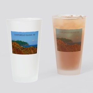 Campobello Island, NB, Canada Drinking Glass