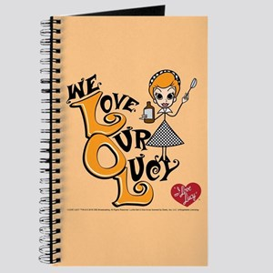We Love Our Lucy Journal