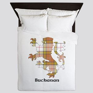 Lion - Buchanan dress Queen Duvet