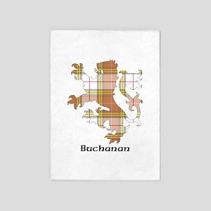 Lion - Buchanan dress 5'x7'Area Rug
