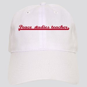 Peace studies teacher (sporty Cap