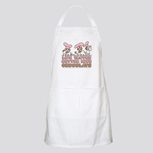 I Love Lucy: Life Tastes Better With Chocola Apron