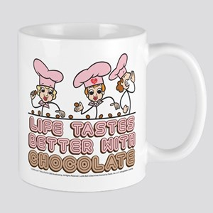 I Love Lucy: Life Tastes Better With Ch Mug