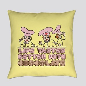 I Love Lucy: Life Tastes Better Wi Everyday Pillow
