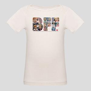 I Love Lucy: BFF Organic Baby T-Shirt