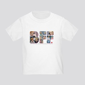 I Love Lucy: BFF Toddler T-Shirt