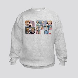 I Love Lucy: BFF Kids Sweatshirt