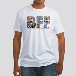 I Love Lucy: BFF Fitted T-Shirt