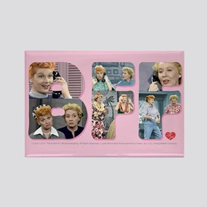 I Love Lucy: BFF Rectangle Magnet