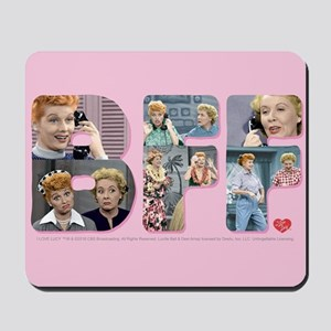I Love Lucy: BFF Mousepad