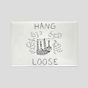 Hang Loose Sloth Magnets