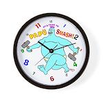 Papu Smash Wall Clock