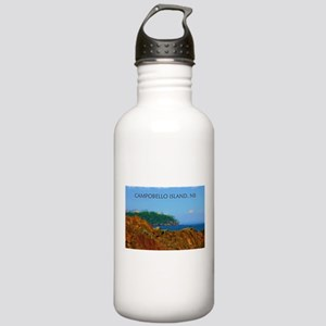 Campobello Island, NB, Stainless Water Bottle 1.0L