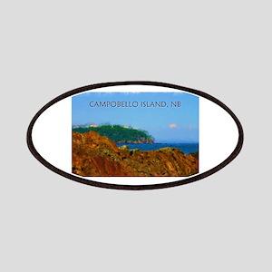 Campobello Island, NB, Canada Patch