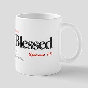 I Am Blessed 2 Mugs