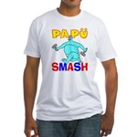 Papu Style #1 Fitted T-Shirt