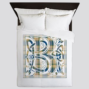 Monogram-Buchanan hunting Queen Duvet