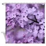 Lilac Shower Curtains
