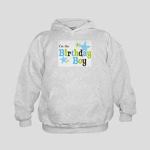 Birthday Boy Kids Hoodie