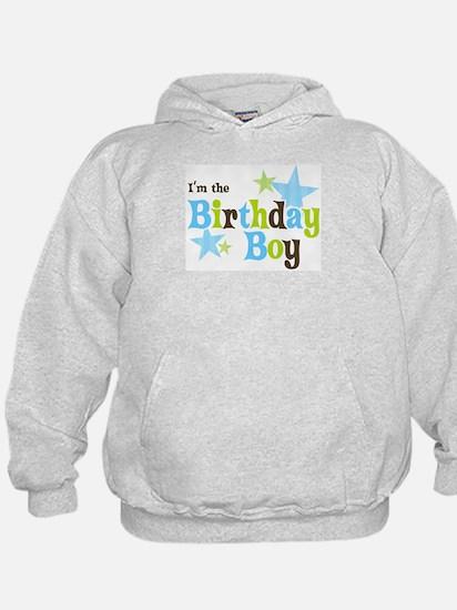 Birthday Boy Hoodie