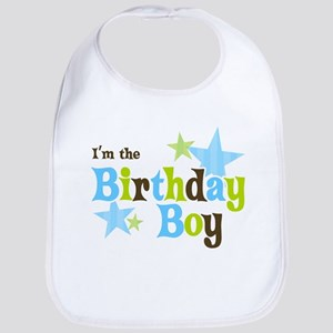 Birthday Boy Bib