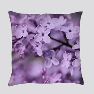 Lilac Everyday Pillow