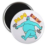 Papu Fridge Magnet