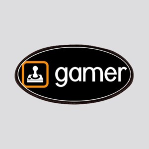 Gamer (Orange) Patch