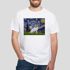 Starry / JRT White T-Shirt